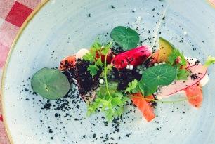 Restaurants für Segler: Skipperly, Ballen Havn, Samsoe