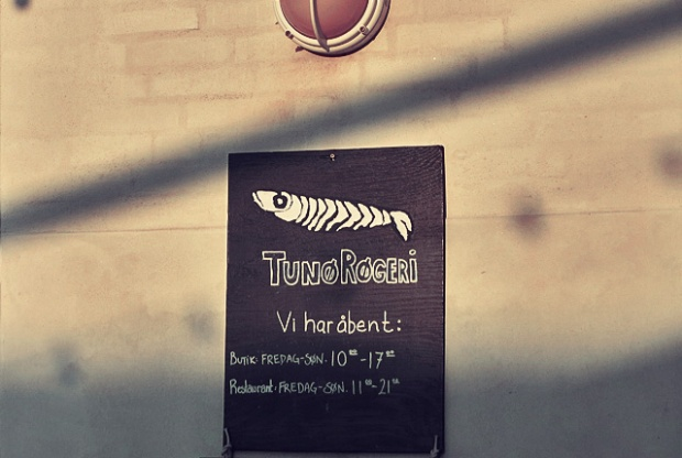 Hafenrestaurants Segler Dänemark