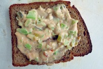 Reuben Sandwich Brot mit 1000 Island Dessing