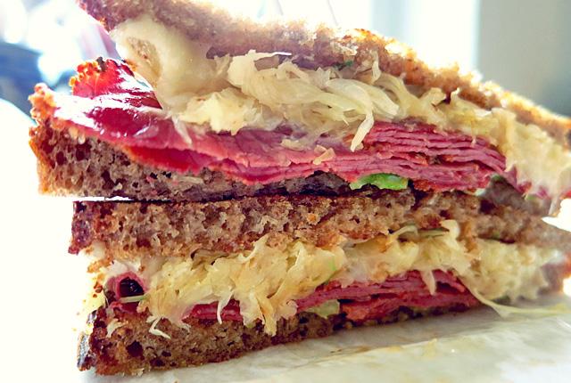 Rezept Sandwich gestapelt Original Rezept für zu Hause