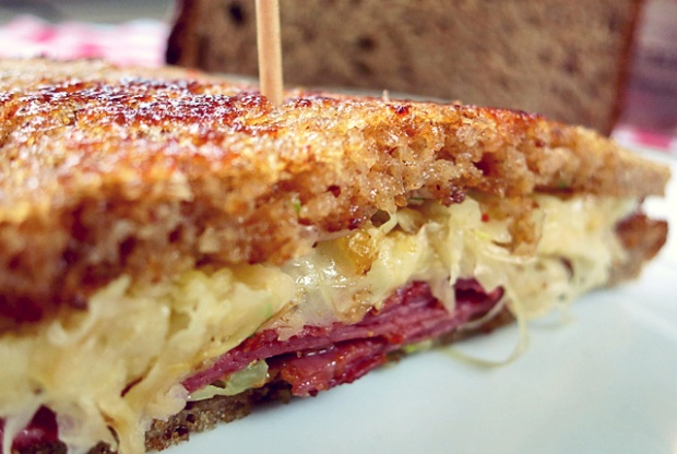 Reuben Sandwich Segel Rezept Kombüse