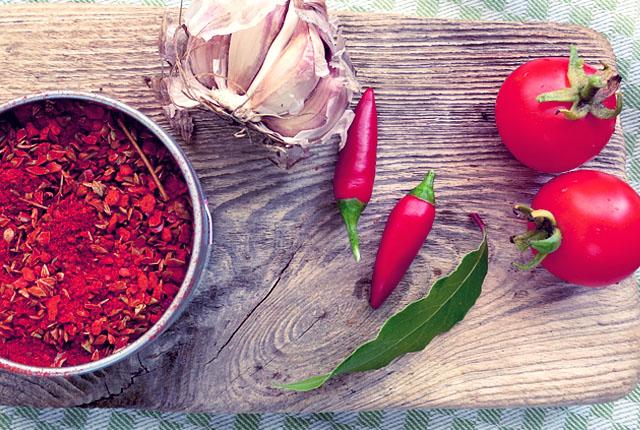 Aromaten für die Kombüse Seglerküche