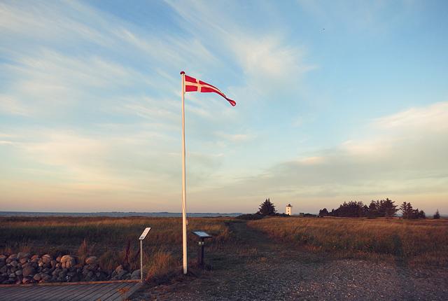 Segeln in der Nachsaison in Dänemark