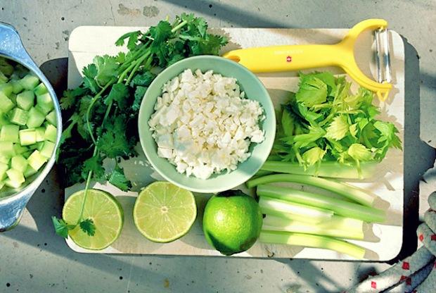 Mexikanischer Bohnensalat Bordrezept