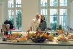 Mark Allison und Dole Workshop Food Blog Award 2016