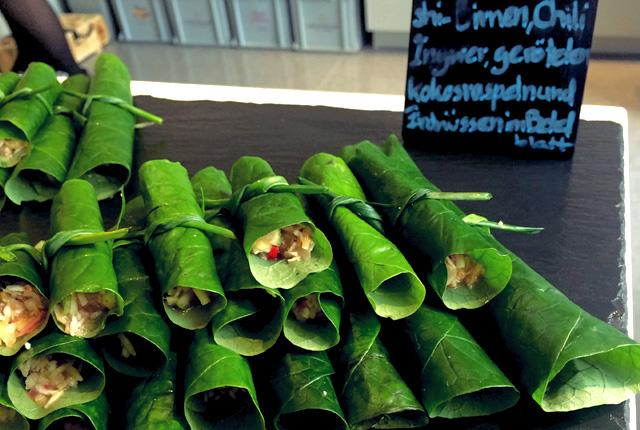Miang Kham beim Food Blog Award 2016