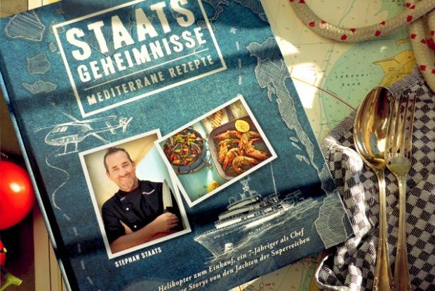 Staatsgeheimnisse: Kochen an Bord mediterrane Rezepte