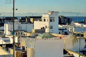 Blick auf Marokko: Tarifa Medina