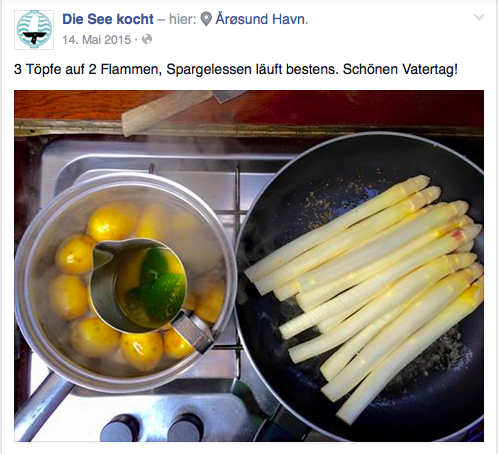 Food Fotografie auf Facebook