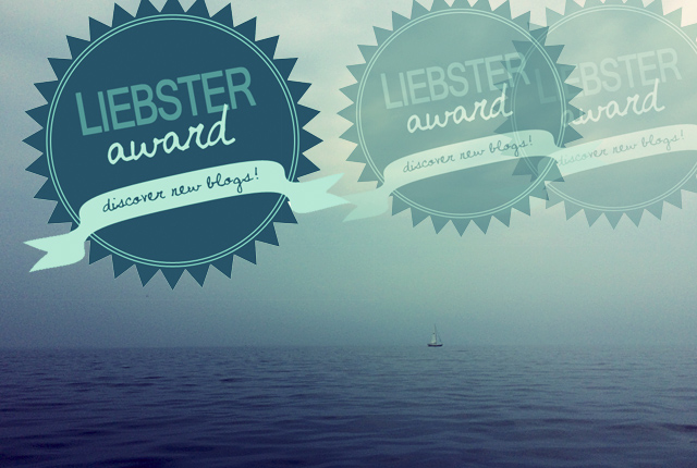 Discover new Blogs. Liebster Award für Die See kocht