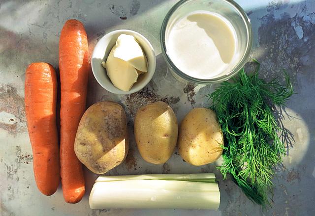 Finnische kuche die grundzutaten