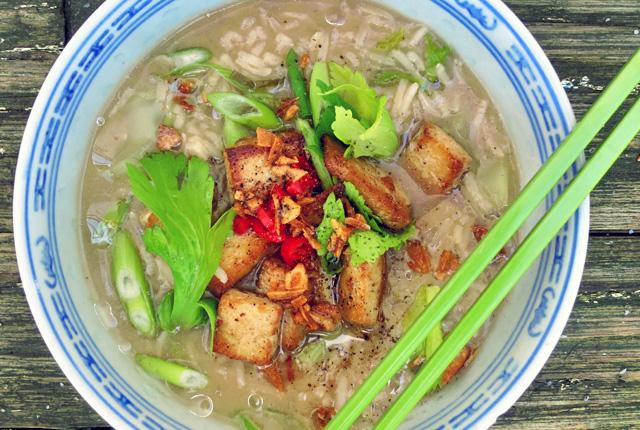 Das beliebteste Rezept: Thai Reissuppe