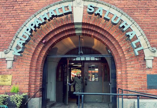 Kaupahalli Gourmetmarkt in Helsinki