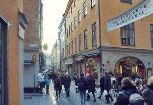Gamla Stan, Altstadt in Stockholm
