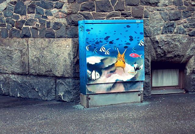Street Art in Helsinki