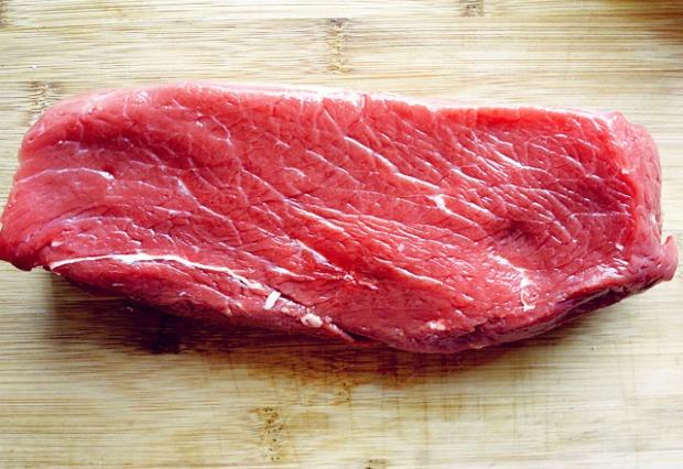 mageres Rind für Beef Tatare (Hüftsteak)