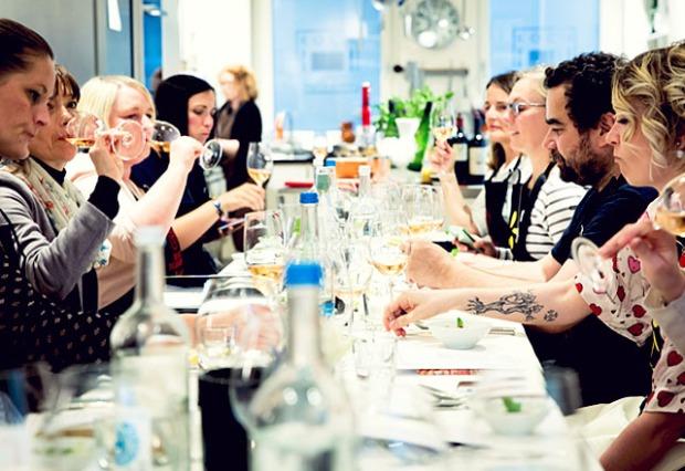 Bloggerevent mit Effilee und Languedoc Weinen