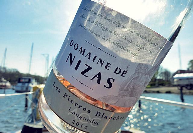 Domaine de Nizas Languedoc schmeckt auch am Meer