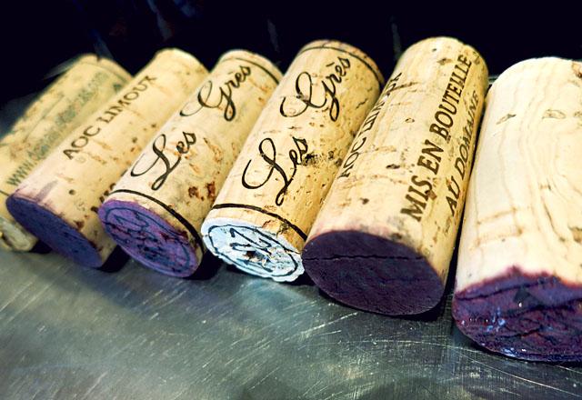 Entkorkt: Weine auf dem Languedoc Effilee Weinevent im Kochkontor Hamburg