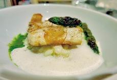 Forelle lardo Risotto von my cooking love affair Effilee Languedoc Bloggerevent