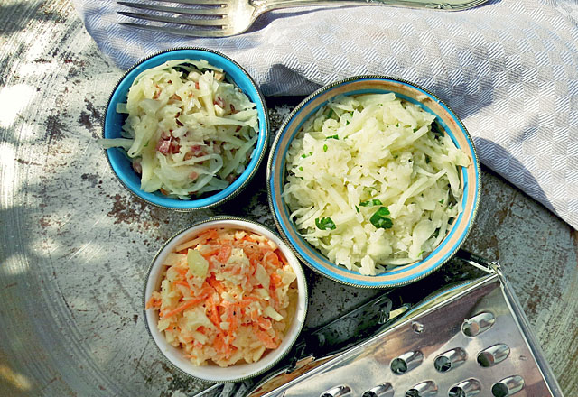 Die See kocht Krautsalat Rezepte