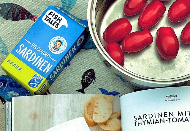 Pilchard Sardinen in Olivenöl