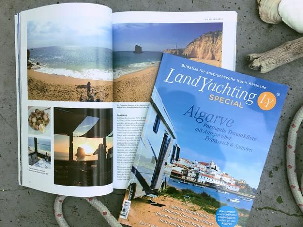 Algarve Reiseführer Wohnmobil Landyachting