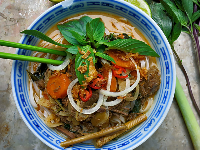 Bo Kho Rinder Stew aus Vietnam