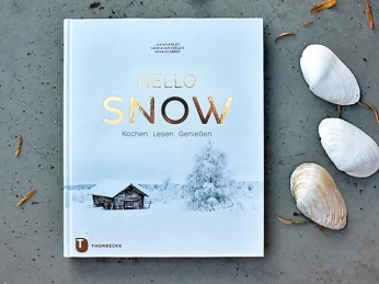 Adventsgeschenk Hello Snow Winter Kochbuch