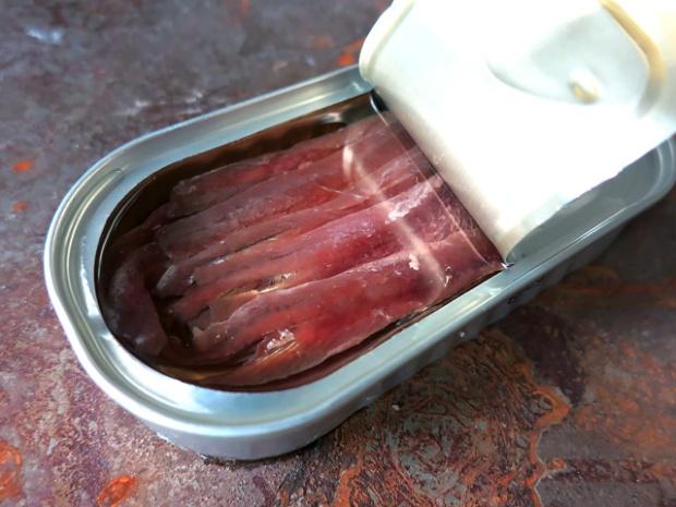Perfektes Würzmittel: Anchovi ohne Kühlung