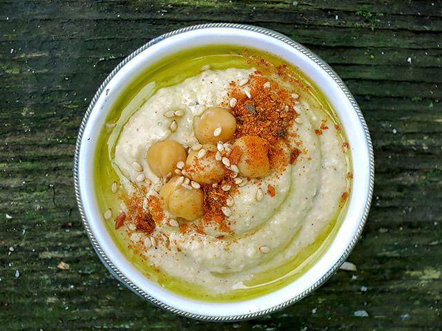 bester hummus original aus israel