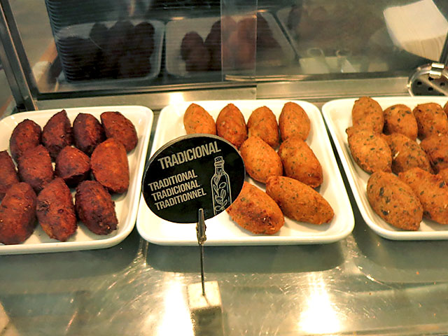 Pastéis de Bacalhau Time Out Market