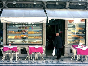 Lissabon Cafe Casa Cineza