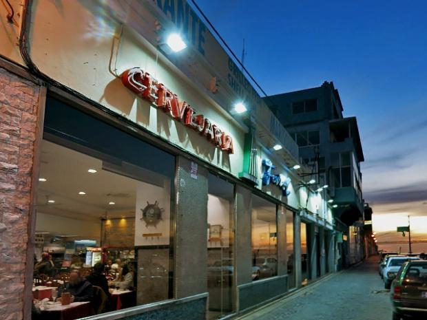 Lissabon Fähre Cervejaria Farol Casilhas