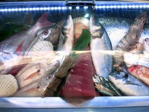 Fischvitrine O Chefe e o Mar Lisboa