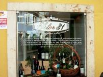 Fenster Deko Solar 31 Lisboa