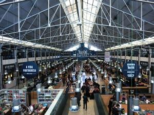 Lisbon Time Out Market Hipster