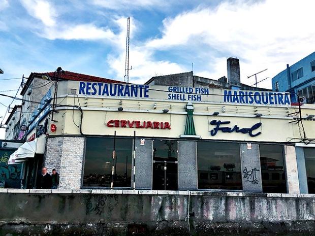 Restaurante Farol Cacilhas Fähranleger
