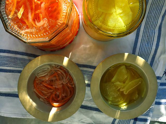 vietnam Pickles im Glas