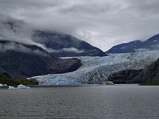 Alaska Gletscher Copyright Friedrichs