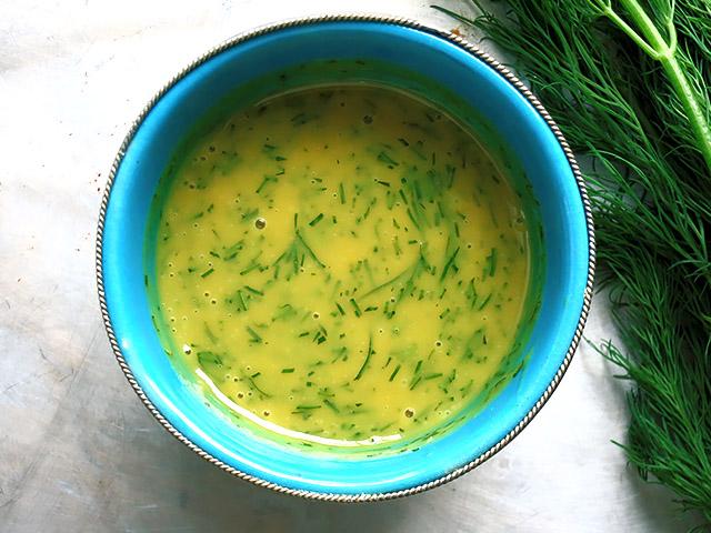 Blitz Graved Lachs Sauce