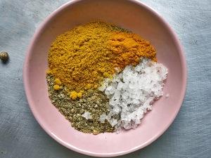 Curry Fried Rice Gewürze