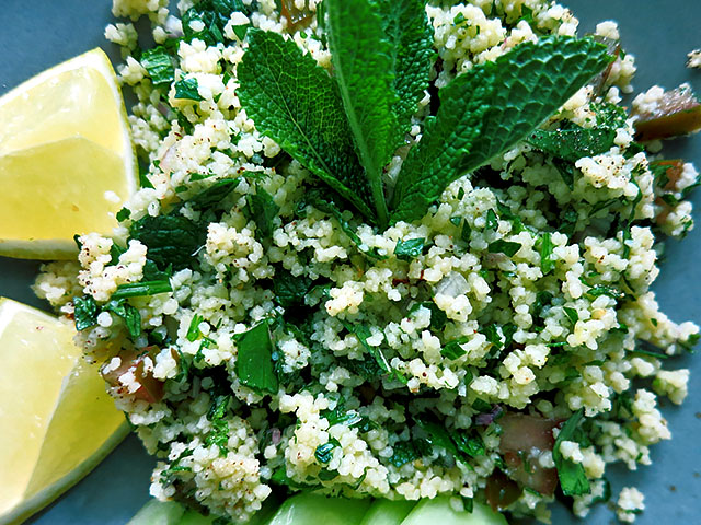 Tabouleh Couscous locker