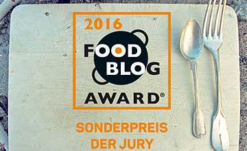 Sonderpreis Jury Die See kocht Foodblog Award