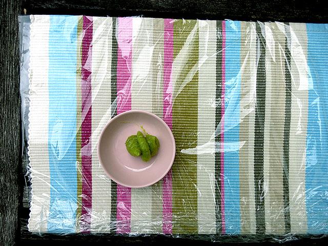 Sushi Matte improvisiert
