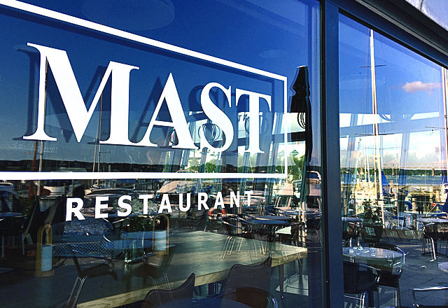 Restaurant Mast in Middelfart
