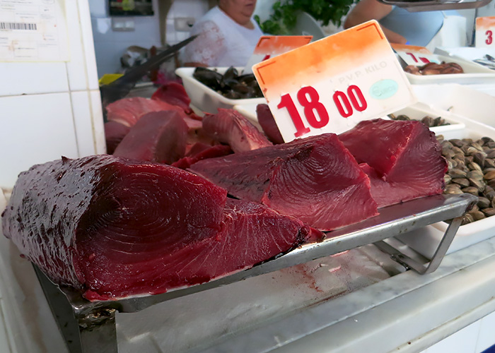 Thunfisch Big Eye Filets Market