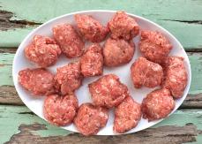 Meatballs für Thai Jok