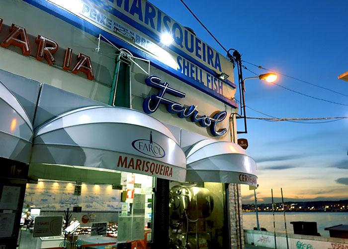 Restaurante o Farol de Cacilhas
