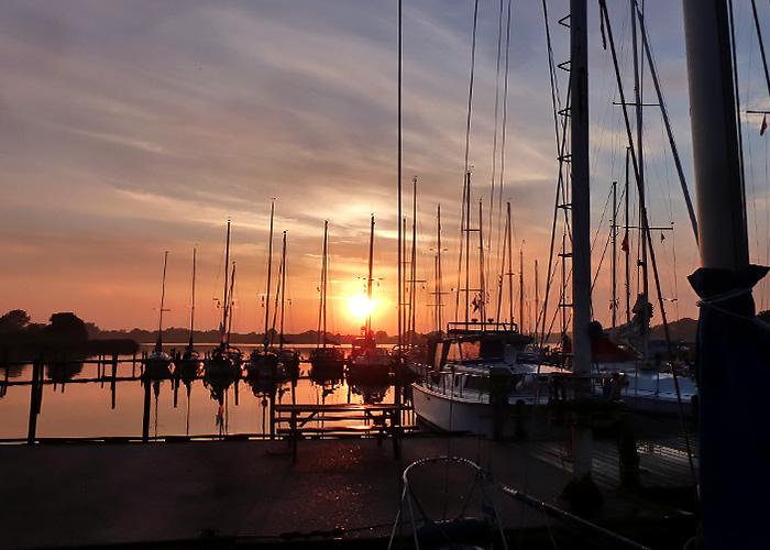 Heimathafen in Daenemark